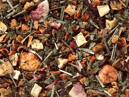 Infusion cerise figue potiron boutique Histoires de thés à Cosne-sur-Loire