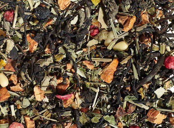 Infusion Mélange des Bois boutique Histoires de thés à Cosne-sur-Loire