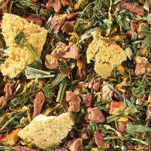 Infusion Chanvre Citron boutique Histoires de thés