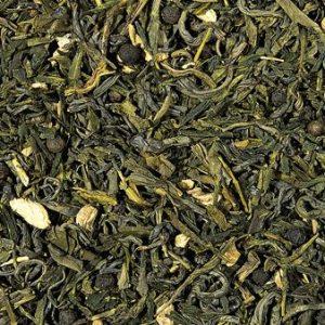 Thé vert Sencha Gingembre boutique Histoires de thés à Cosne-sur-Loire