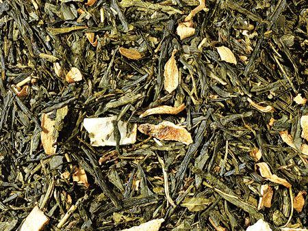 Thé vert Sencha Wild Grey Bergamote boutique Histoires de thés