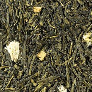 Thé vert Sencha au caramel boutique Histoires de thés